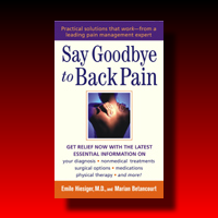 Goodbye to Back Pain